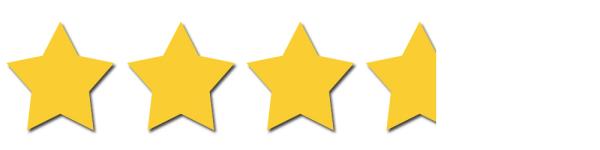 Rating: 3.8 / 5 stars